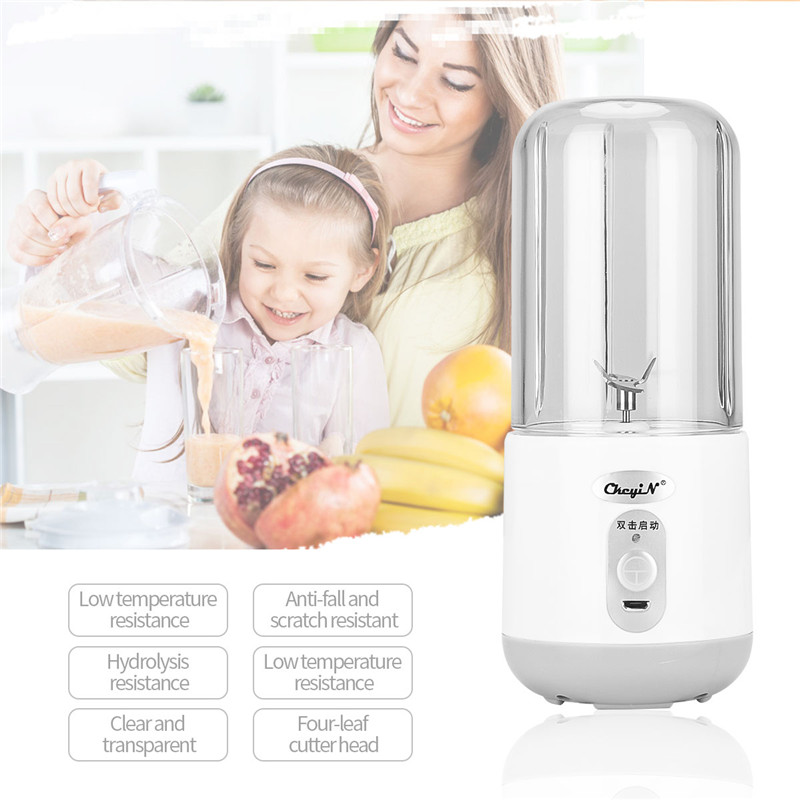 все цены на Portable Electric Juicer Blender Fruit Baby Food Milkshake Mixer Multifunction Juice Maker Machine Citrus Juicer Fruit Squeezers