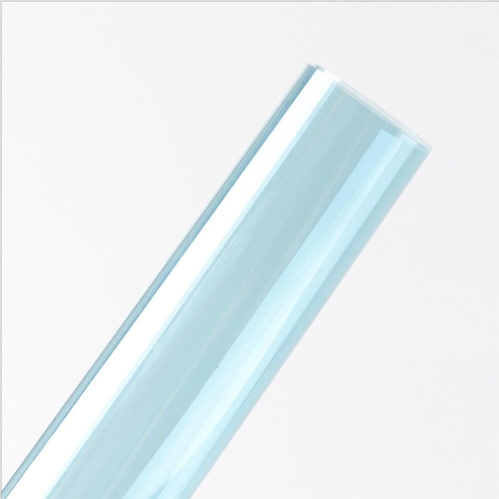 HOHOFILM 80% VLT Film de fenêtre voiture teinte solaire Nano céramique teinte feuille de verre autocollant maison voiture utilisation 70 cm/80 cm/90 cm/100 cm