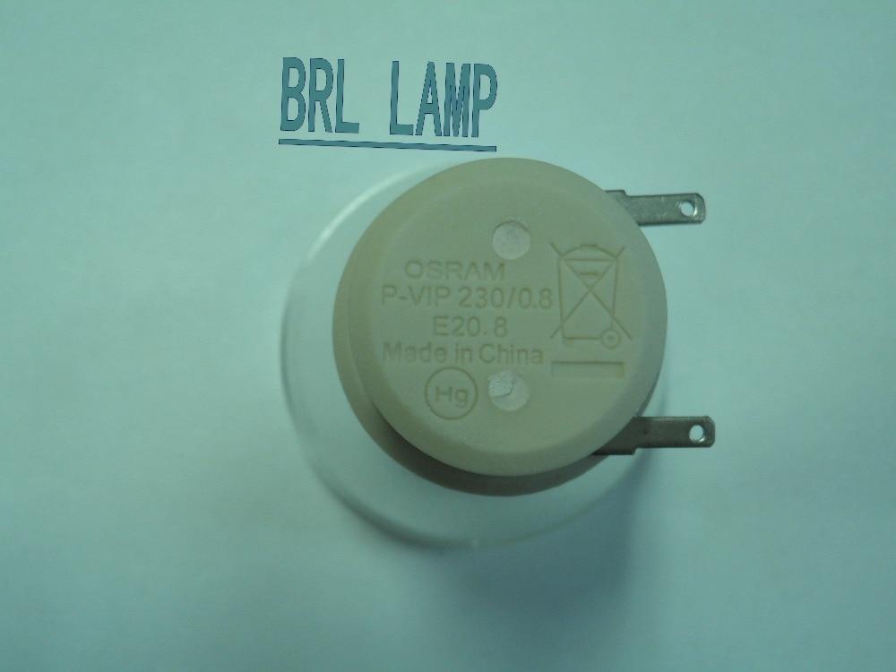 100% New Original bare projector bulb VLT-XD590LP/P-VIP230/0.8 E20.8 For Mitsubishi  GX-730/GX-735/XD590U