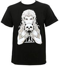 d08f01191b1 Authentic TYR Band Mare My Night Viking Metal T-Shirt Black S-3XL Shirts  Short Sleeve