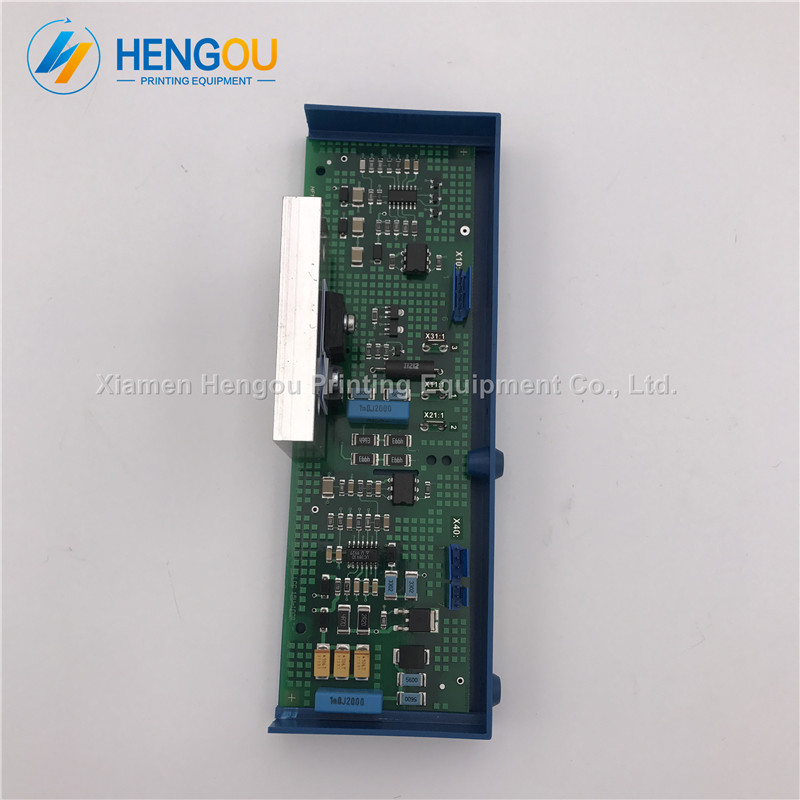1 Piece free shipping HF1002-2 Heidelberg SLT-CON circuit board GNT6029193P1 dhl free shipping machine circuit board 91 101 1112 dmk svt74 replacement for heidelberg mo 5 machine slt con driver
