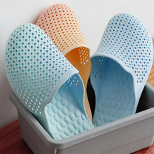 POSEE Outdoor Out Slippers Antiskid women Slides Fashion Summer Casual Beach Breathable Men and slippers 3001