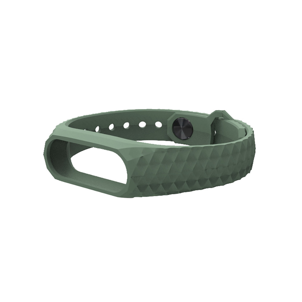 Durable Replacement TPU Anti-off Wristband for Xiaomi Mi Band 2 Anti-shedding wrist strap dignity 8.11 watchband strap for xiaomi mi band 2 bracelet easy fit replacement band silicone easyfit wristband 170 220mm dignity d7