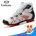 TIEBAO/Обувь для велоспорта; зимние ботинки для горного велосипеда; спортивная обувь; sapatilha ciclismo; обувь для горного велосипеда; мужские уличные ...