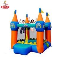 IHOME бесплатная доставка детский надувной батут игрушка озорной форт родитель ребенок домашний батут