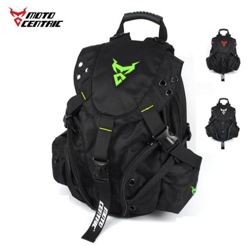 MOTOCENTRIC Motorcycle Waterproof Bag Motorbike Motorcycle Helmet Backpack Luggage Moto Tank Racing Bag