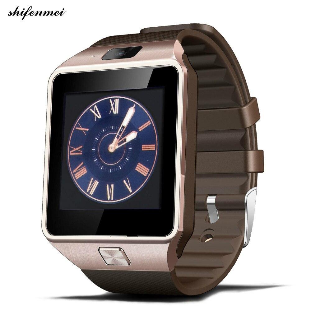 Dz09 New Smartwatch Intelligent Digital Sport Gold Smart Watch Dz09 Pedometer For Phone Android Wrist Watch Men Womens Watch Digital Watches