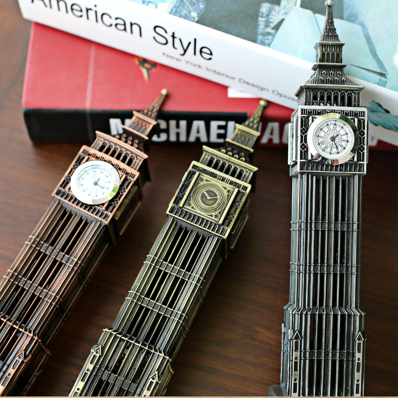 A large British tourist souvenirs London landmark Big Ben classic - Home Decor - Photo 5