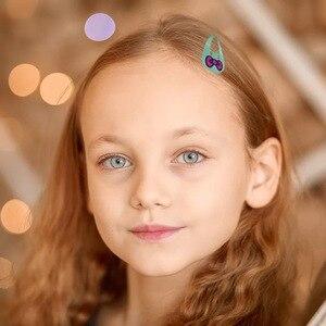 Заколки для волос металлические детские