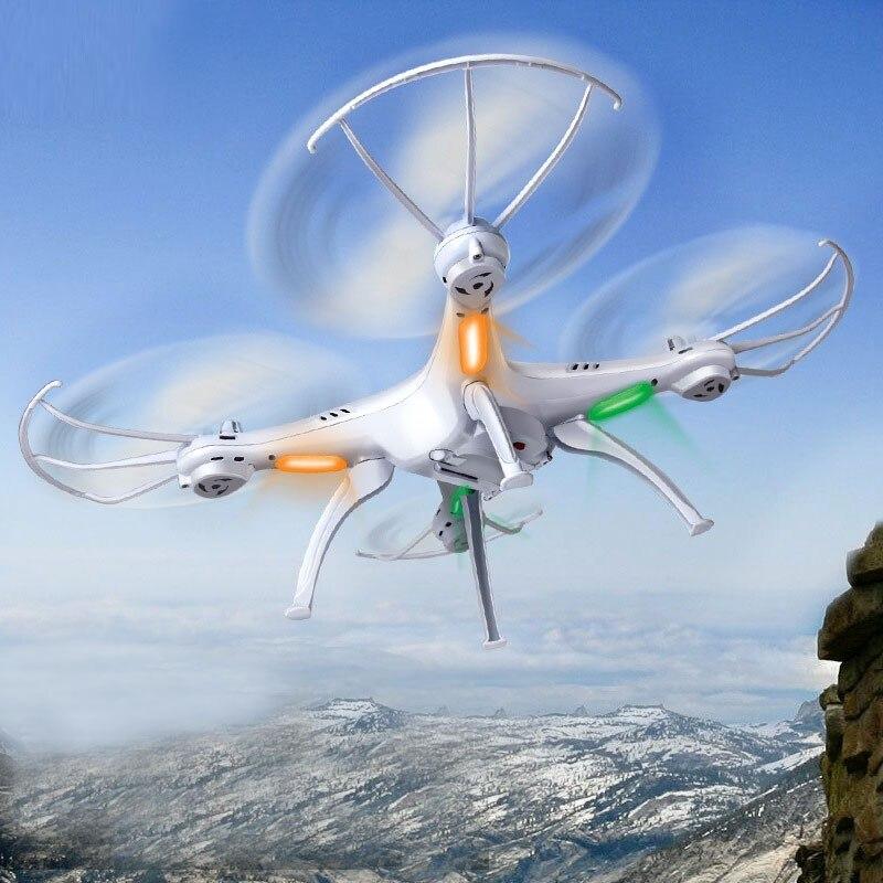 2018 pour bricolage RC Drone ventilateurs X5S avec télécommande FPV 2.4G 4CH 6 axes contrôleur RC quadrirotor Drone