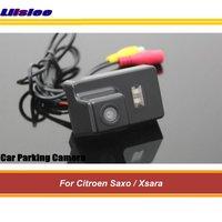 Liislee Car Integrated Parking Camera For Citroen Saxo / Xsara / Reverse Back Up Rear Camera / HD CCD CAM Night Vision