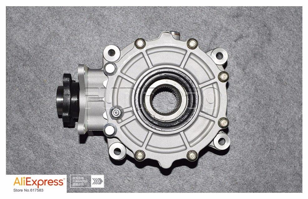 Scatola posteriore trasmissione o differenziale posteriore vestito per CFMOTO CF ATV CF800X8 Q520-330000