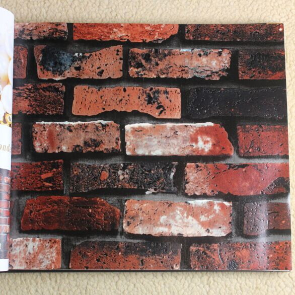 Cheapest Place To Buy Bricks: Popular Red Brick Wallpaper-Buy Cheap Red Brick Wallpaper