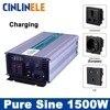 Universal Inverter UPS Charger 1500W Pure Sine Wave Inverter CLP1500A DC 12V 24V 48V To AC