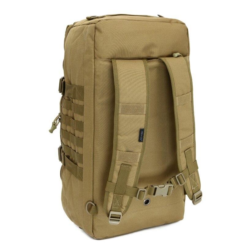 60L grande capacité militaire tactique sac à dos Sport de plein air sacs à dos hommes randonnée Camping chasse sac à dos voyage sac à dos - 3