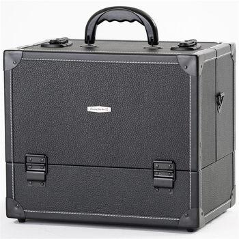 솔리드 다기능 메이크업 organizer 패션 레이디 화장품 케이스 메이크업 스토리지 박스 대용량 cometics 여행 가방 상자