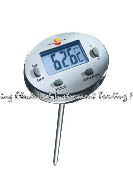 Fast arrival TESTO Waterproof mini probe thermometer 20 to +230C digital handheld