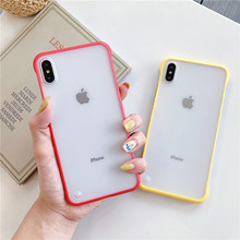 Luxury Transparent Phone Case For iPhone X XS Max XR Ultra Thin Frameless Case For iPhone 6 6S 7 8 Plus Back Cover Hard PC Capa w 1 0 3mm ultra thin protective pc back case cover for iphone 6 transparent grey