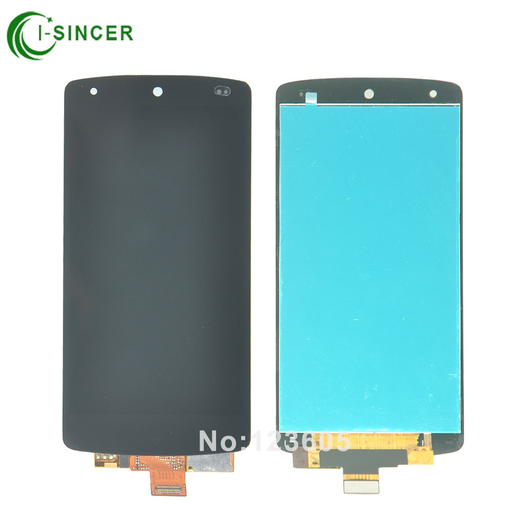 10/PCS For LG Google Nexus 5 D820 D821 lcd display Touch Screen with Digitizer Assembly black Free DHL new lcd touch screen digitizer with frame assembly for lg google nexus 5 d820 d821 free shipping
