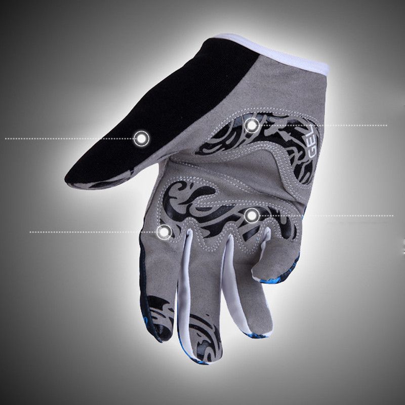 2015-Free-shipping-New-Rock-Style-Bicycle-Full-finger-Gloves-mountain-bike-Cycling-gloves-Gel-padd (1)