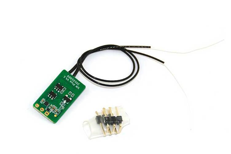 Frsky XM+ XM Micro D16 SBUS Full Range Receiver Up To 16CH For RC Multicopte