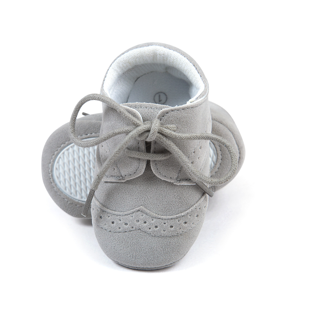 Gray Spring Moccasins Soft Moccs Shoes Baby Boy Toddler Shoes Baby Casual Shoes Girl Baby Sapatos De Bebe First Walkers