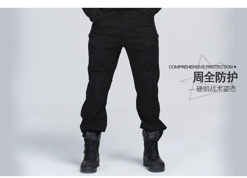 3 Colors Active Pant Mens Military Amry Pant Cargo Trousers Elastic Fit Comfortable Pant Trousers Witch And A Belt