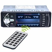 CARKUCO 4,1 дюймовый 1Din HD Bluetooth Автомобильный MP5-плеер Автомобильный видео плеер Авто стерео USB AUX задние камеры DVR вход FM Радио авторадио