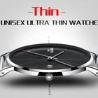 <+>  NIBOSI мужские Часы Ультратонкие Модные Часы Простые Деловые Мужчины Кварцевые Часы Relogio Мужской  ✔