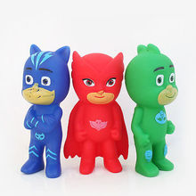 3pcs set Cartoon Action Figure Toys Fashion Cute Kids Mini Masked Toys Funny