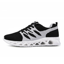 Outdoor Unisex  Shoes Men and women Sneakers High Quality Breathable Running Fashion Lightweight Sport JINBEILE
