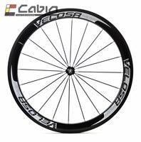 Velosa супер sprint 50 велосипед углерода переднее колесо, 700C 50 мм довод/трубчатый дорожный велосипед колесо
