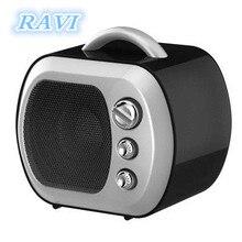 U14B mobile phone wireless Bluetooth speaker retro TV outdoor card subwoofer mini portable speaker