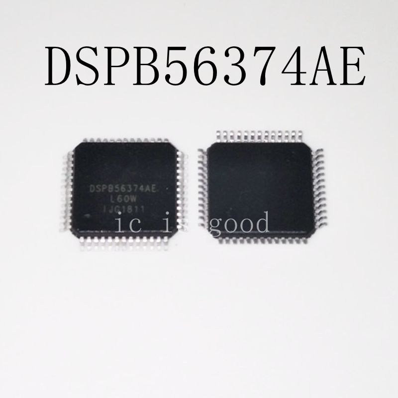 10PCS LOT DSPB56374AE DSPB56374 QFP 52 In stock