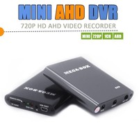 NEW Mega box 1CH Mini AHD DVR Recorder HD 720P Support 128GB SD Card Real time CCTV DVR Xbox Video Compression Motion Detection