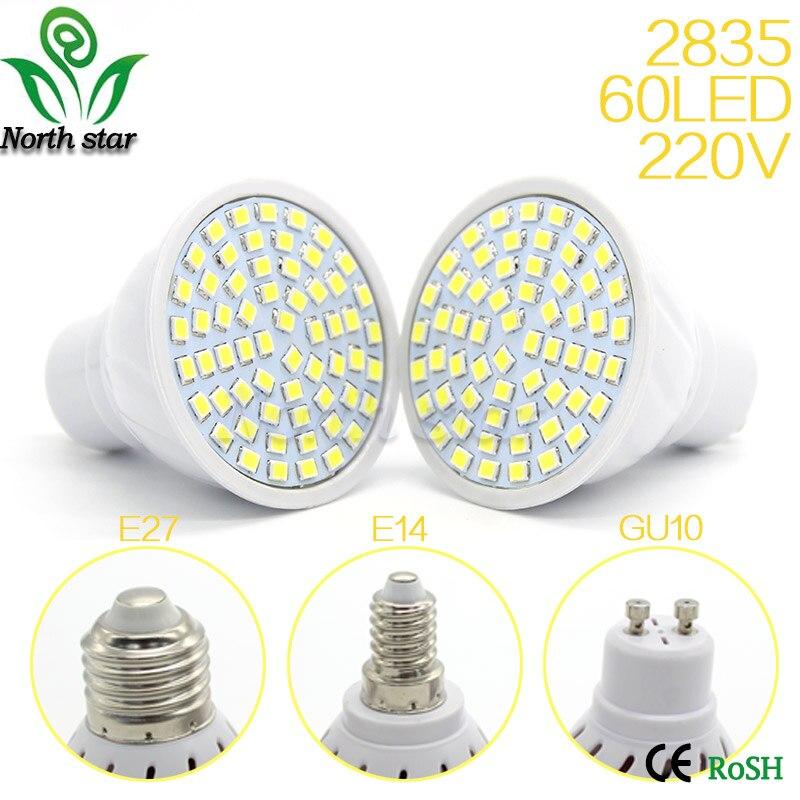 hot lampada led lamp e27 e14 220v 2835 ampoule led. Black Bedroom Furniture Sets. Home Design Ideas