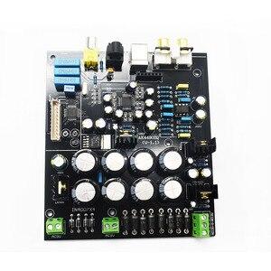 Image 5 - Carte décodeur Lusya AK4490 DAC sans carte fille USB récepteur AK4118 avec D3 003 de contrôle souple NE5532 op