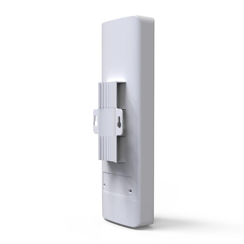 Relais sans fil COMFAST 300 Mbps antenne intégrée 14dBi répéteur WIFI 1-3 km longue transmission extérieure CPE Nanostation CF-E314NV2 - 4