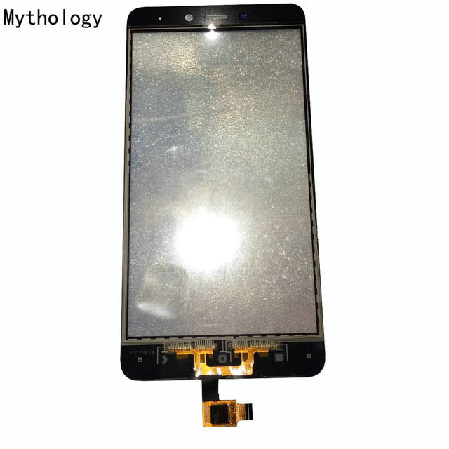 Mythology Touch Screen For Xiaomi Redmi Note 4 & Xiaomi Redmi Note 4 Prime 5.5 Inch Touch Panel Deca Core Mobile Phone