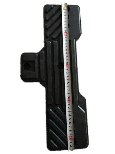 Цена за 430 ММ длина Шины машины аксессуары шиномонтажный давления pad защита резиновые прокладки прокладки