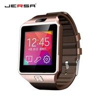 Оптовая продажа 5 штук dz09 Smart Watch Bluetooth sim-карты Кол Количество Фитнес-трекер Android анти-потерянный Smart Watch мобильных тел