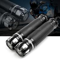 7 8 Motorcycle Handle Bar Handlebar Grips Ends 22mm Moto Racing Grips FOR DUCATI 1199 Panigale