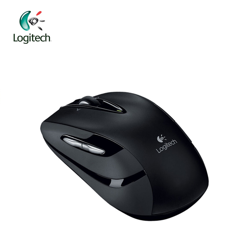 Original Logitech Mouse M546 Wireless Mouse For PC Game Remote Support Official Verification Support Windows 7/8/10 Max OS Linux