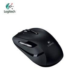 Oryginalna Logitech mysz M546 bezprzewodowy myszka do PC pilot zdalnego wspierać oficjalną weryfikację obsługa systemu Windows 7/8/10 Max system operacyjny Linux
