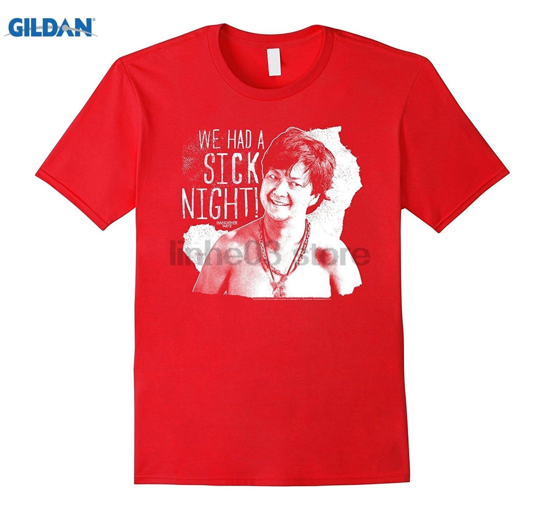 GILDAN Hangover 2 We Had A Sick Night Hot Womens T-shirt