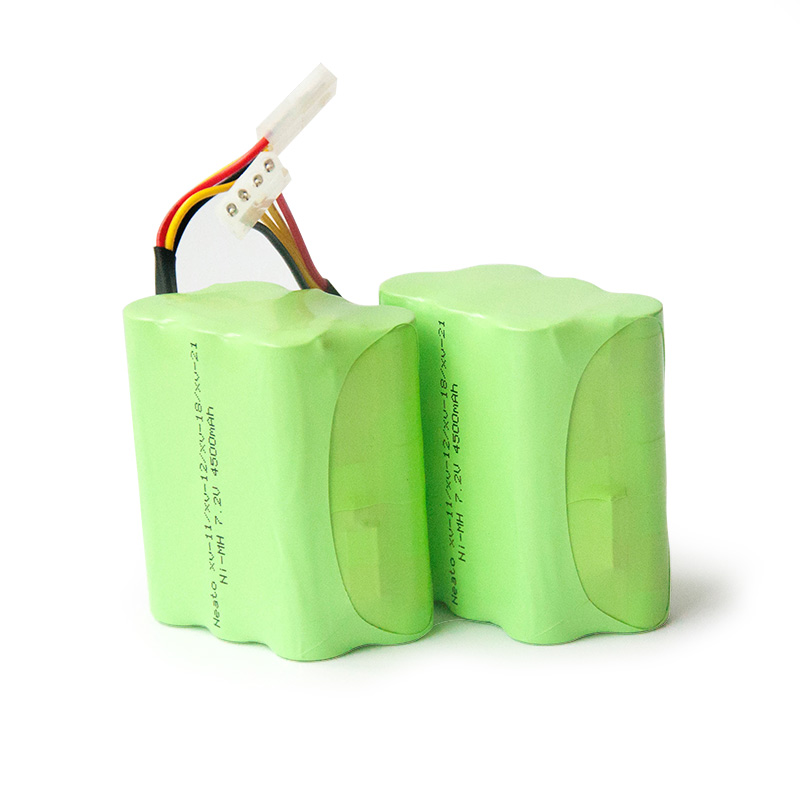 2 PCS 7.2v 4500mAh Battery Pack for Neato XV-21 XV-11 XV-14 XV-15 robot Vacuum Cleaner Parts Neato xv Battery Signature pro neato spiral blade brush 6 piece brush blade and 1piece squeegee replacement pack xv 11 xv 12 xv 14 xv 15 xv 21