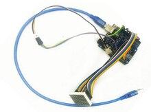 5-15M PAJ7620U2 Infrared Gesture Recognition Sensor Module Non-contact 9 Shaft Gesture Detection for Arduino Development Board