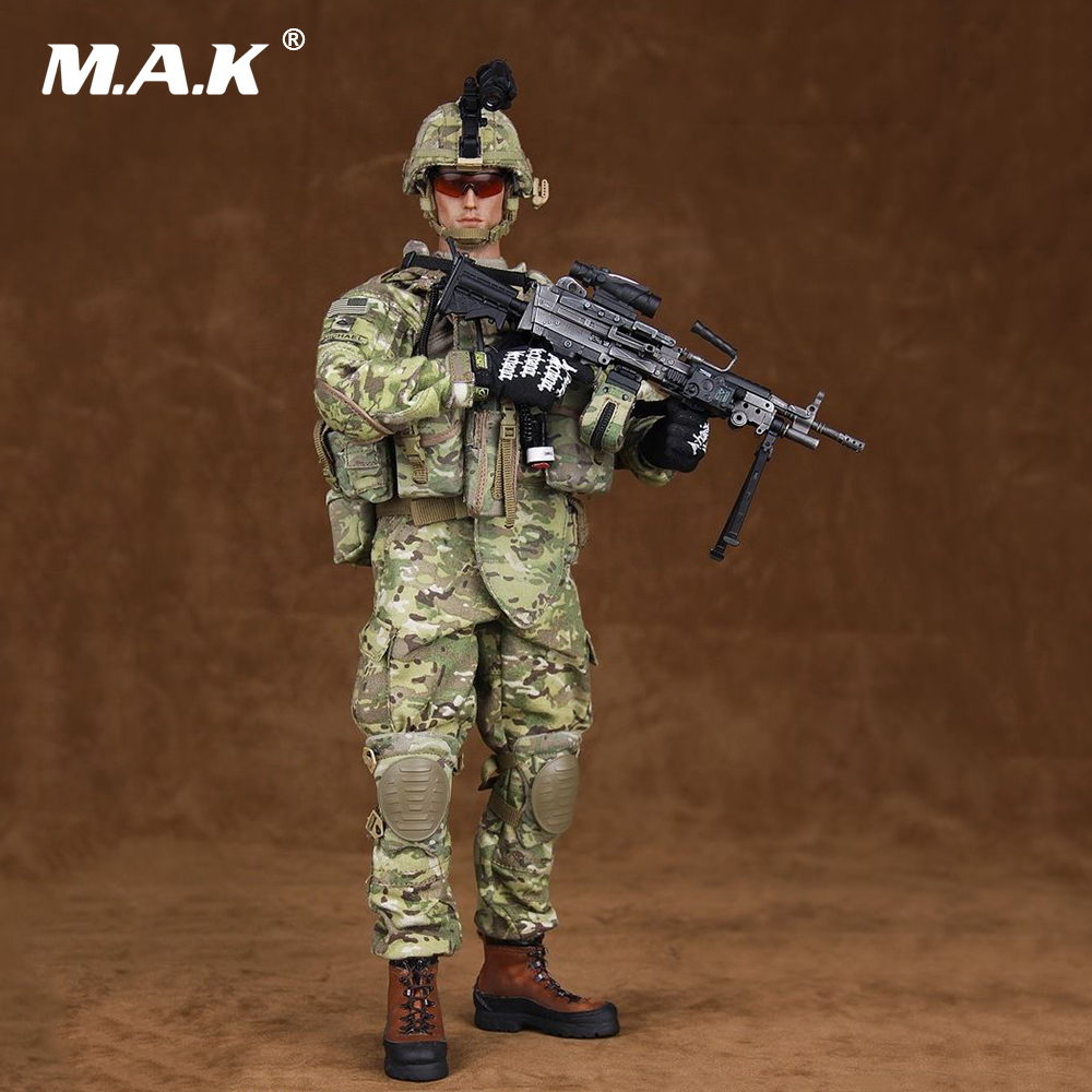 78004 1/6 Scale US Army Saw Gunner In Afghanistan Action Figure Collection Model Toys ss soldierstory1 6 us forces in afghanistan 75th ranger model12inch action figure doll the finished product