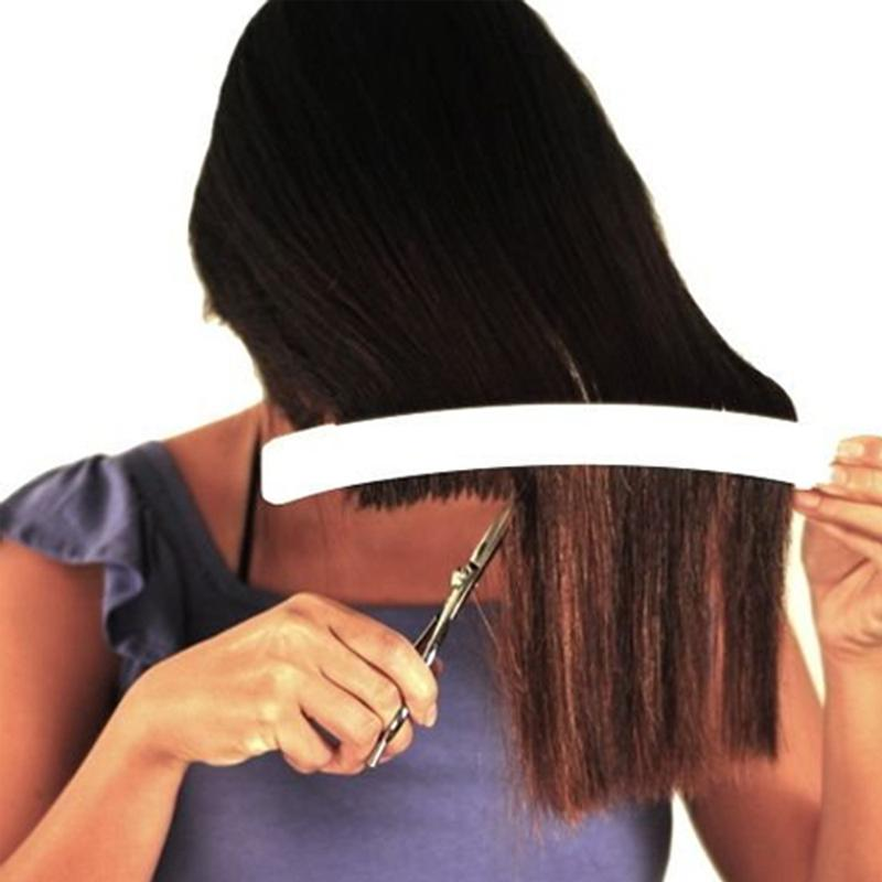 para o cabelo bonito bang nível régua acessórios para o cabelo
