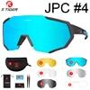 X-TIGER polarizado 5 lente óculos de ciclismo bicicleta de estrada ciclismo óculos ciclismo mtb mountain bike ciclismo óculos 20